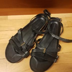 Super behagelige sandaler fra Vagabond! Har dog kun brugt dem en enkelt gang :)