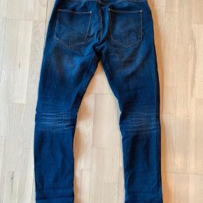 Str. 31/32. Glimrende kvalitets-jeans.