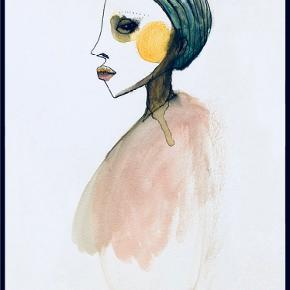 Limited Edition print i ramme fra Bob Noon  Måler 50 x 70 cm