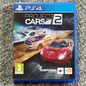 Project Car 2 sælges til PlayStation 4