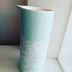 Greengate jug kande eller vase næsten som ny
