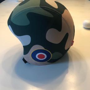 Brand: Egg helmet Varetype: Cykelhjelm Størrelse: Small Farve: Army