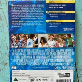 High School musical 2 dvd  - fast pris -køb 4 annoncer og den billigste er gratis - kan afhentes på Mimersgade 111. Kbh  - sender gerne hvis du betaler Porto - mødes ikke ude i byen - bytter ikke