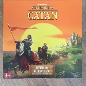 Fejlkøb, Settlers fra Catan udvidelse til grundspillet: byer og riddere.