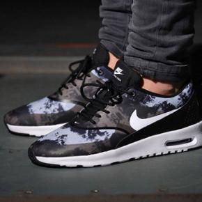 943bed3263a Nike Air Max Thea Jacquard Camouflage Black Trainer - Størrelse 39 - Nypris  1200 kr.