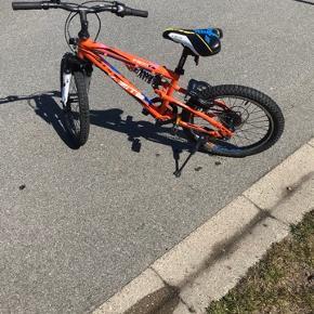 "Fin x-zite cykel. Virker som den skal! 20"""