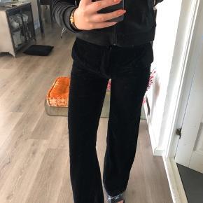 Velour bukser  Fitter s