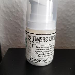 Ny og ubrugt 24 timers creme fra Ecooking.