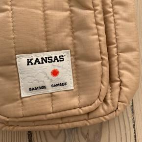 Kansas x Samsøe W bag beige