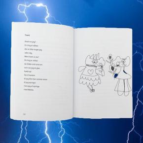 """""""Det begynder altid at regne om natten. Som om himlen græder."""" Et citat fra min bog fuld af dyster, oplivende lyrik og fornøjelige illustrationer...  Jeg har i februar 2019 udgivet min første bog, """"Dysten om solstrålerne"""", bestående af digte, korte fortællinger og mine egne illustrationer. Bogen er trykt i mit eget forlag, og kan bestilles ved at sende mig en privat besked.  God læsning til unge; eller voksne der vil have et indblik i en ung piges liv, da den er skrevet fra jeg var 14 til 16 år. I dag er jeg 17, og er meget stolt af den.   Sælges så længe lager haves. (Så bliver der muligvis trykt flere)  - Louise Anastazija  ❌ dette produkt er det eneste på min shop som sendes med post ❌"""