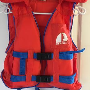 Redningsvest Aqua-Dress. 25-30 kg