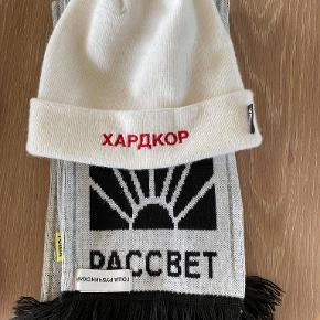 Gosha Rubchinskiy hue & hat