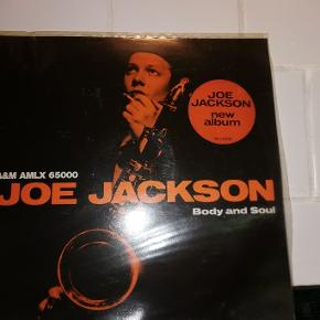 Joe Jackson, Body and soul