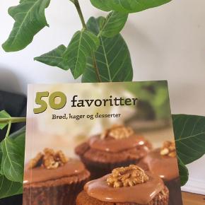 """OBH Nordica """"50 favoritter - brød, kager og desserter"""". Aldrig brugt 🥟🎂🍪🍩  Byd gerne kan både afhentes i Århus C og sendes på købers regning 📮✉️"""