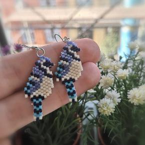 Håndlavet øreringe af by_almaida (insta)