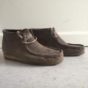 Fine CLARKS sko, brugt meget få gange. Str. 44 1/2