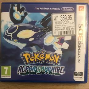 Nintendo 3DS - pokemon