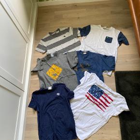 Abercrombie & Fitch tøjpakke