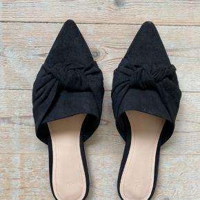 Fine flade sko
