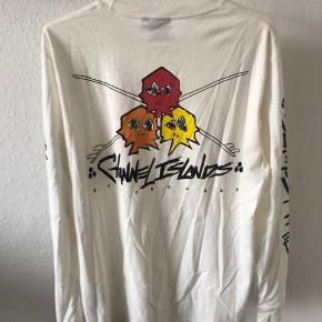Channel Islands langærmet t-shirt Kun brugt en gang, ligget i skabet længe