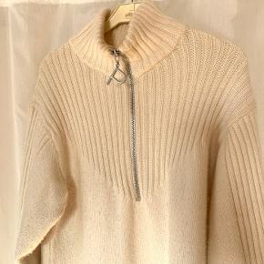 Mega dejlig strik kjole - meget varm - strikker ikke - jeg er selv meget sensitiv