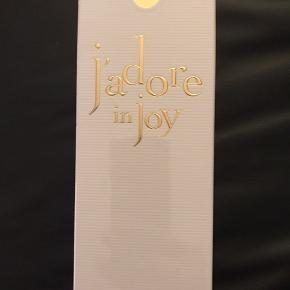 Helt ny og plomberet ! Jadore in Joy Eau de toilette 100ml Bytter ikke