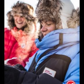 Fjällraven: Lækker varm Nordic heater hue, unisex, str. M i beige. Flere billeder kan sendes :-)