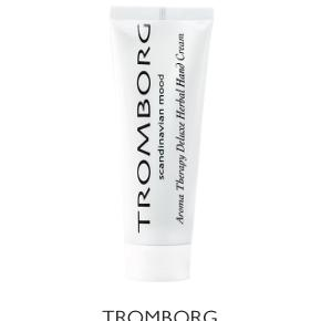 Tromborg  Aroma Therapy Deluxe Herbal Hand Cream 75ml Ny pris 170kr Ikke åbnet