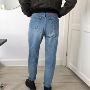 Vintage Levi's 501 jeans, good on size 36. Bought them in vintage shop in Brick Lane. Nice wash