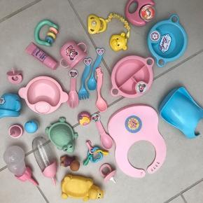 Dukke legetøj - har mere, der var bare ikke plads til flere billeder. Skriv pb ved interesse 🌸