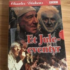 Et juleeventyr Charles Dickens dvd   - fast pris -køb 4 annoncer og den billigste er gratis - kan afhentes på Mimersgade 111 - sender gerne hvis du betaler Porto - mødes ikke andre steder - bytter ikke