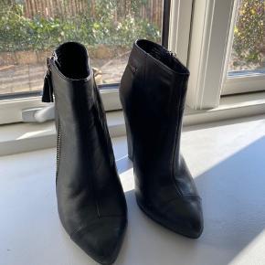 Mega fede læder støvler fra Aldo. BYD gerne