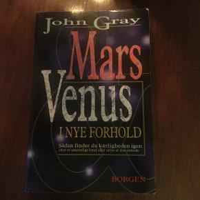 Mars Venus i Nye Forhold af John Gray