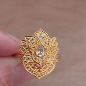 Julie Sandlau Lotus ring