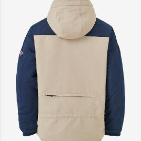 Jeg sælger denne her lækre Jack and jones vinter jakke til mænd, jeg sælger den for min kæreste, han kan ikke selv bruge den, da den er lidt for lille til ham.