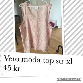 Vero moda to str xl 45 krSender med dao for 38 kr