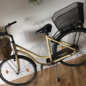 Cykel   Fejler ikke noget / har 1 nøgle det til.