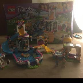 Lego friends friluftsbad, 41313 Køber betaler selv ekstra hvis det skal sendes