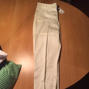 Creme hvid business bukser, str 44Fragt inkl i prisen