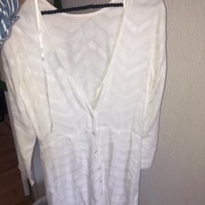 Hvid Stig P kjole  Størrelse S