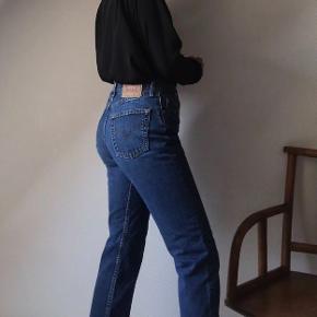 Højtaljede levis jeans W29 L32💙 kom gerne med bud!