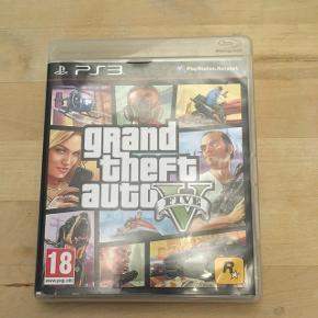 Grand Theft Auto Five til PlayStation 3  GTA, PS 3