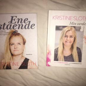 Sælger disse to bøger 50kr ekskl. Fragt