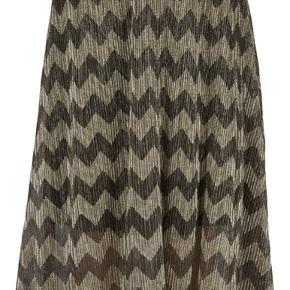 Super fin nederdel med zig zag print fra Rue de femme  Brugt 1 gang