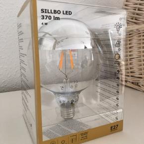 Ny glødepære fra Ikea 💡 E27