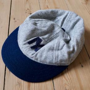 Ebbets Field Flannels cap. Short brim. Excellent condition. Original price 500 DKK