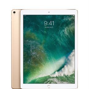 Apple iPad Pro 12,9-tommer 2nd Gen. Mindes den er 2,5 år gammel ca. IKKE BRUGT MEGET(stort set slet ikke brugt det sidste 1,5 år). Helt ny oplader vil følge med og troede jeg stadig havde kassen, æen kan ikke findes lige nu - dukker den op, følger den også med. Fantastisk iPad med stor skærm, vanvittig lyd og masser af plads, da den har 256 GB