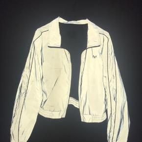Refleks jakke.  Brugt 1 gang