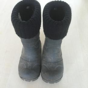 Termo-støvler str.27  Brugt en enkelt sæson 😊