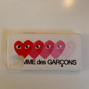 COMME des GARCONS - PLAY♥️  iPhone 11 cover